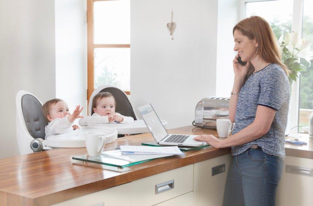 Пособие по уходу за ребенком до 1,5 лет для ИП 40% от МРОТ